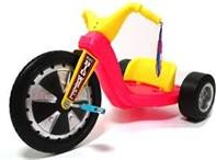 Toys From The 70s - I always wanted a big wheel, never got one, guess because I was a girl. :(