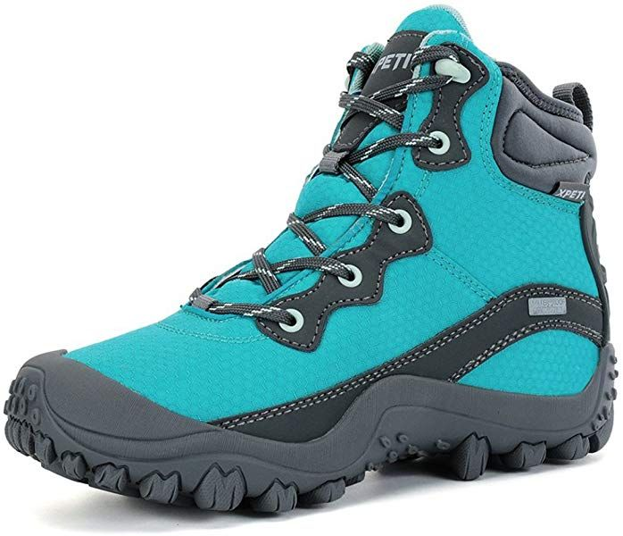 53085ae4a63 Amazon.com | XPETI Women's Dimo Mid Waterproof Hiking Outdoor Boot ...