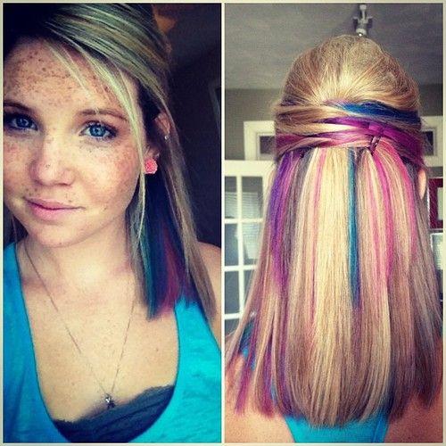 124 best rainbow hair images on pinterest hair colors hair color 124 best rainbow hair images on pinterest hair colors hair color and short hair solutioingenieria Images