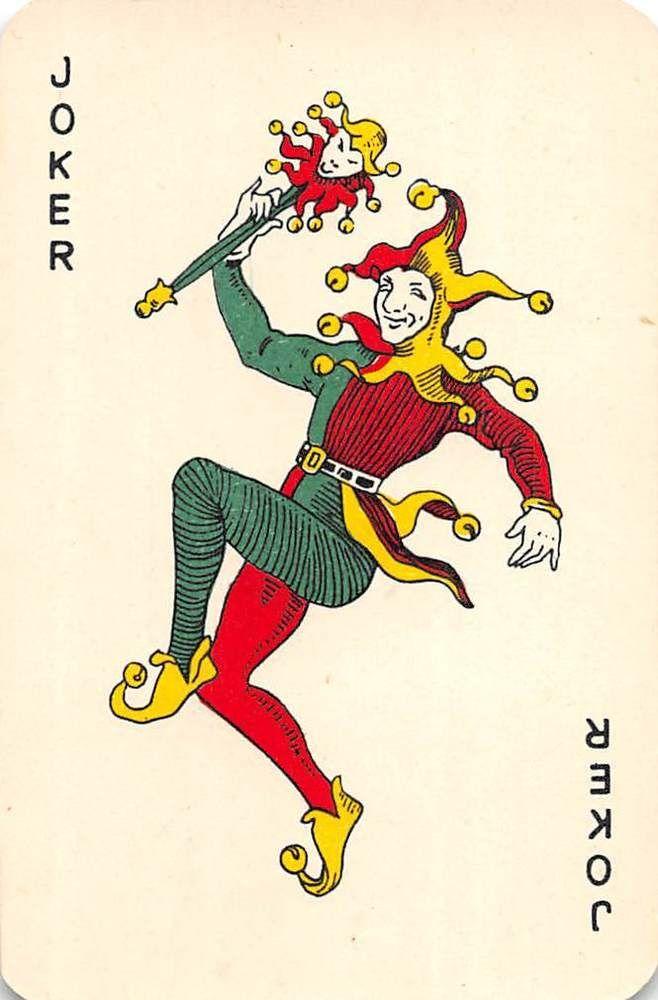 Joker Card Aufladen