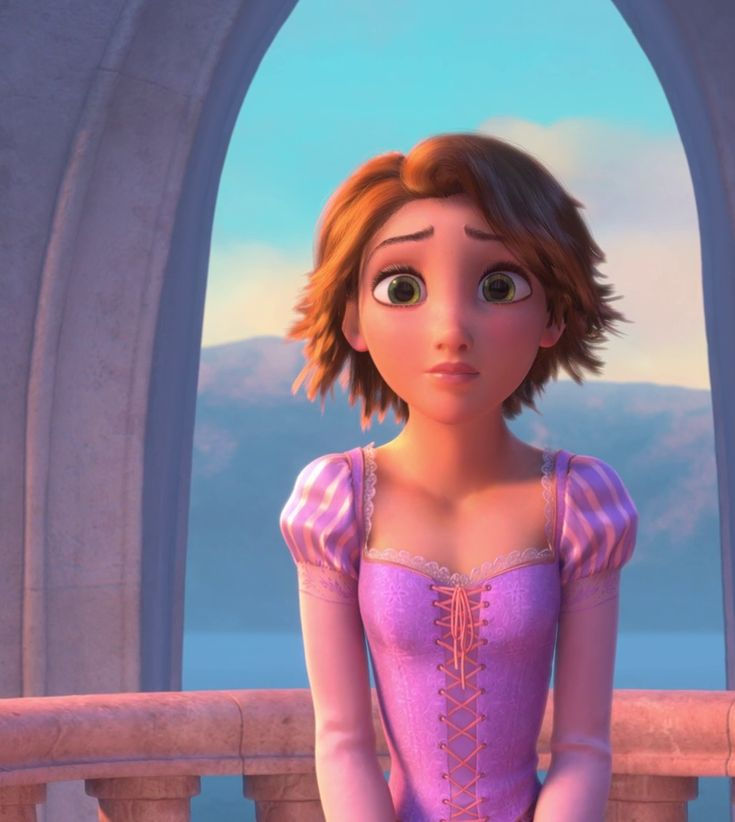 Tangled Rapunzel Short Hair | Disney Princess How should Rapunzel be marketed?