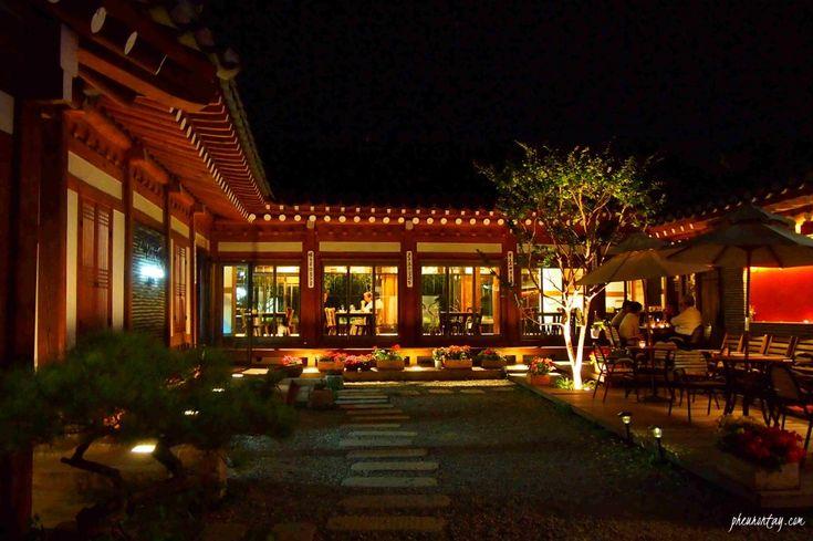 The Hanok Smith Likes: Traditional Korean House that serves Pasta at Samcheong-Dong