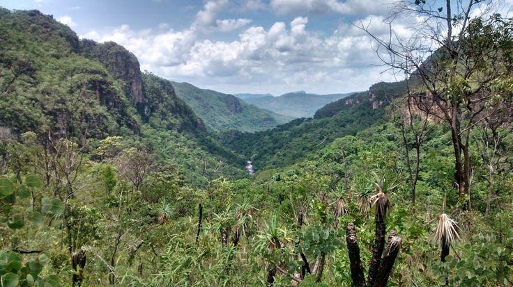 parque da chapada nacional dos veadeiros - goiás - brasil