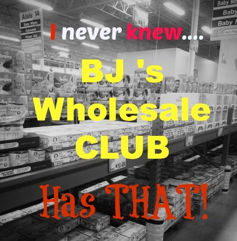 Check out the ten things you didn't know about BJ Wholesale Club  #ad http://madamedeals.com/bj-wholesale-club/ #inspireothers