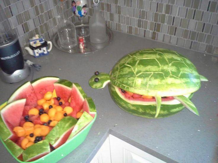Amigurumi Watermelon Turtle : 25+ best Watermelon Turtle ideas on Pinterest Fruit ...