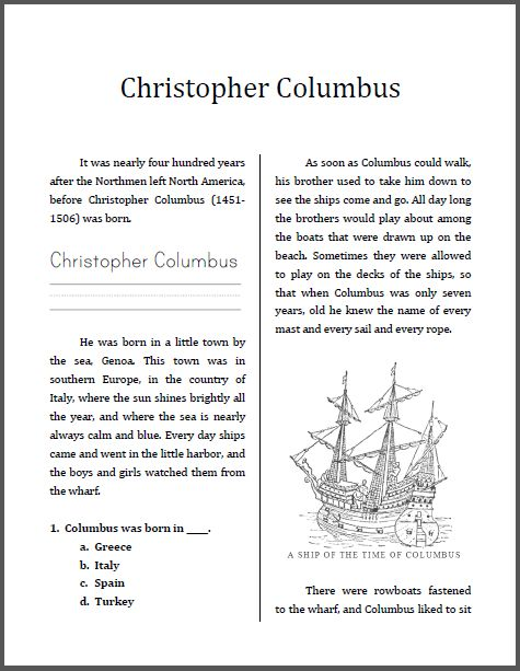 factors contributing to christopher columbus voyage Discover the history and impact of the age of exploration,  contributing writer  christopher columbus,.