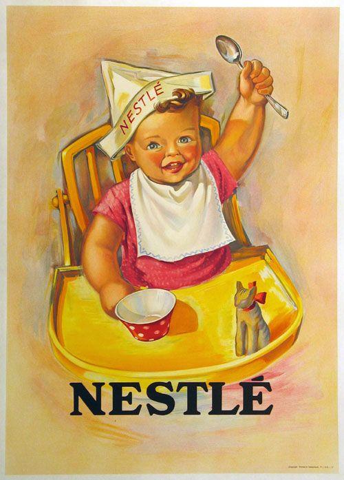 Nestlé 1950