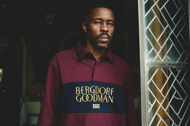Snapshot: Wood Harris by Nolis Anderson for the Kith x Bergdorf Goodman Fall 2017 Collection - Fashion Bomb Daily Style Magazine: Celebrity Fashion, Fashion News, What To Wear, Runway Show Reviews