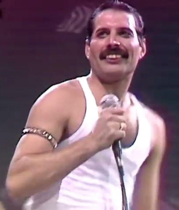 Que Linda Sonrisa Queen Freddie Mercury Freddie Mercury Queen Meme