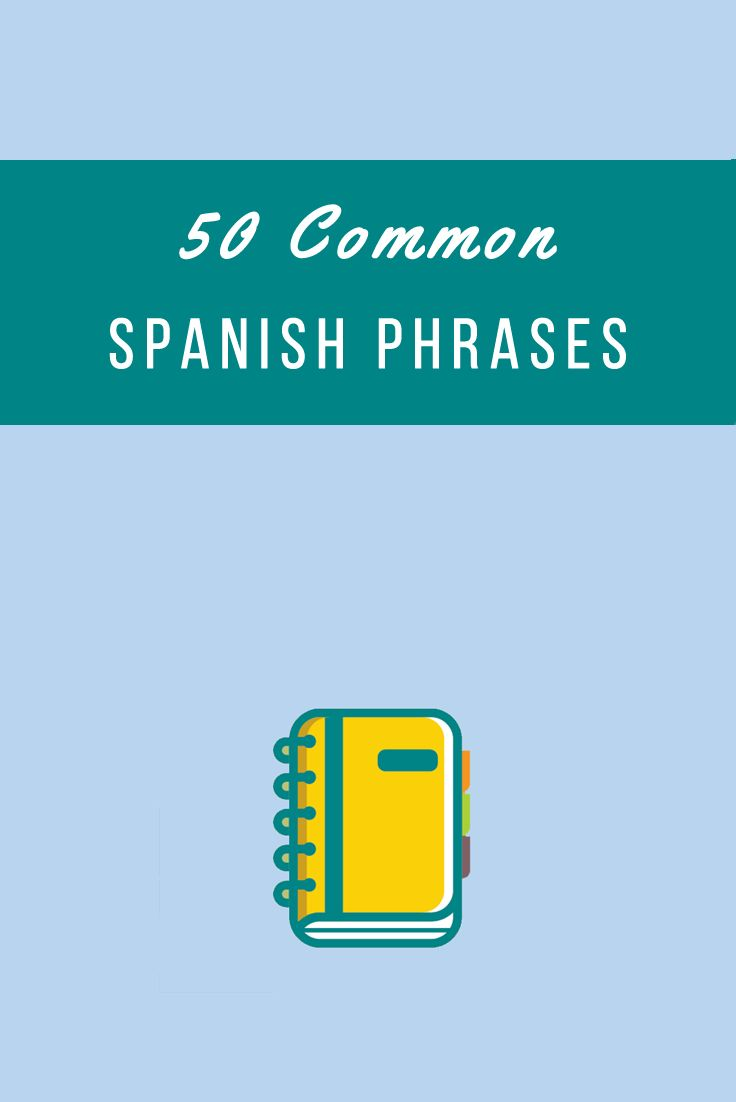 best 25 spanish phrases ideas on pinterest spanish english