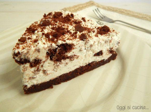 Cheesecake con pan di stelle |Oggi si cucina
