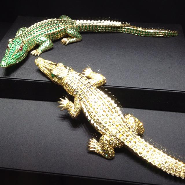 Cartier's hi jewelry