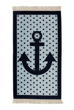 Karen Walker Home - Anchor Beach Towel (Myer)
