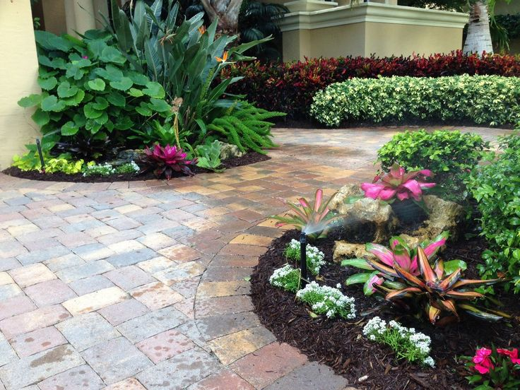 14 best ideas about landscape and exterior designs on Florida landscape design ideas