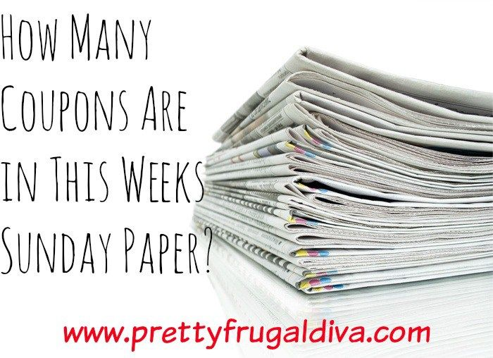 coupons from sunday paper Sunday paper printable coupons looking to order sunday paper inserts and have coupons delivered to your home check out sundaycouponinsertscom best 25.