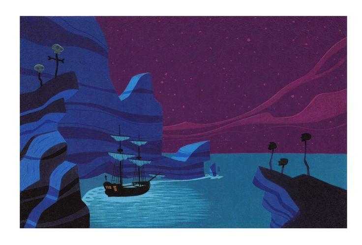 Hugues Mahoas - La Famille Pirate