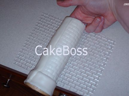 CakeBoss Tutorial: How to Make a Castle Cake