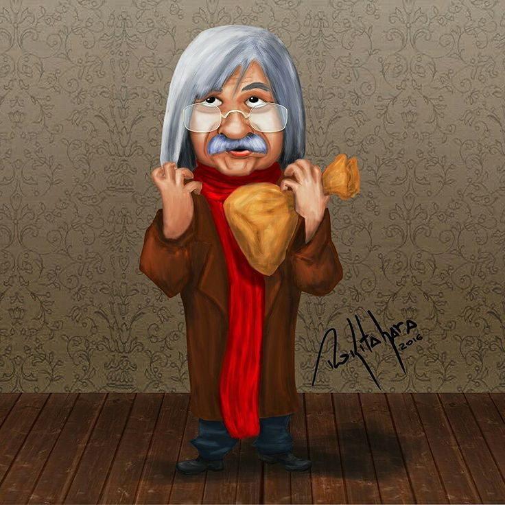 #Drchapatin #caricatura #chaves #rokitahara