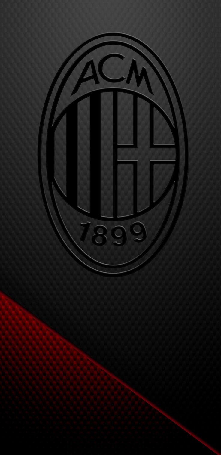 AC Milan Blackout Wallpaper