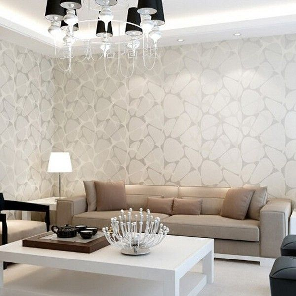 Wall Paper Modern Minimalist Wallpaper Water Cube Home Decoration Wallpaper $34