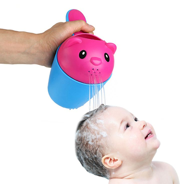 2 colors summer bear kids baby shampoo shield shower cup cap visor hat brands baby bath toys tub bath products care for children //Price: €10.2 & FREE Shipping //   #fashion #baby #clothes #trendy #2017