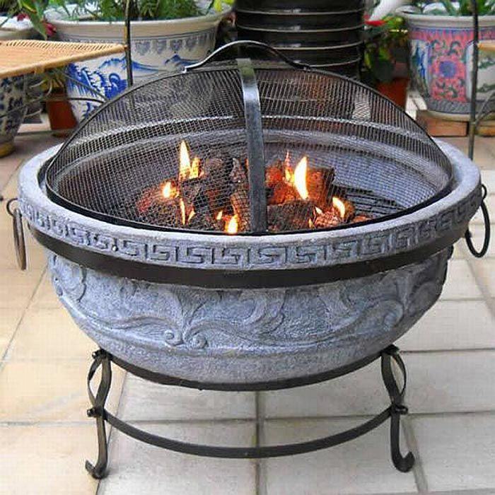 Fire Pit Bowl Bunnings Fire Pit Fire Pit Bowl Fire