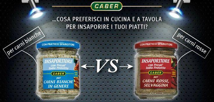 ...Chi vince?! #cucina #tavola #percarnibianche #percarnirosse #caber #sfida