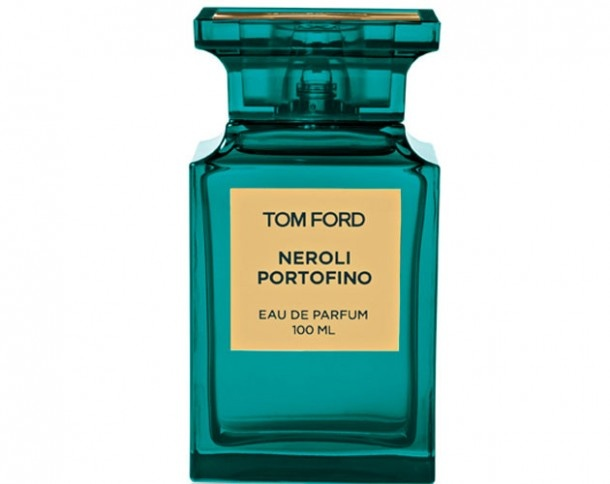 Today's DAILY FIX: The ideal scent for that person who wouldn't dream of splashing on a mass market celebritiy fragrance. Tom Ford Neroli Portofino, $330, Harry Rosen.