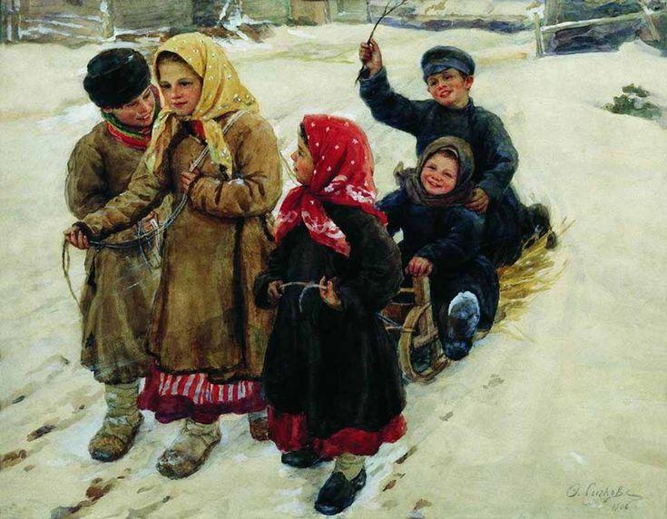 Сычков Федот Васильевич. Тройка