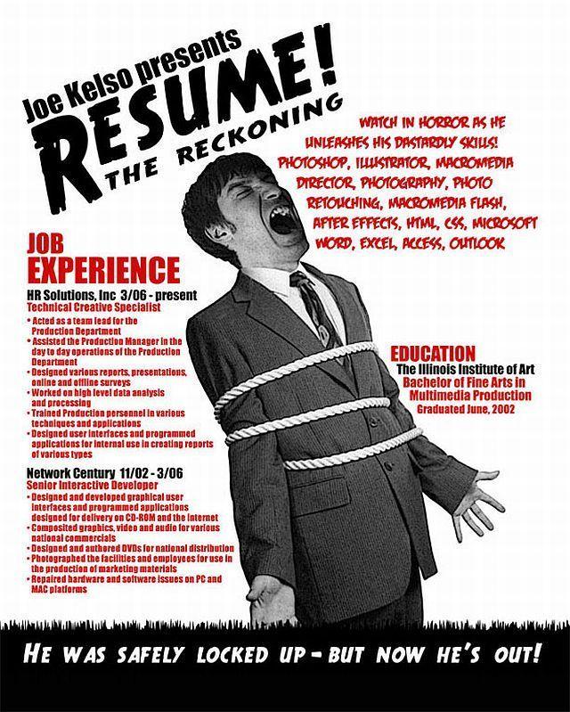 29 best Creative Resumes images on Pinterest   Resume ideas ...
