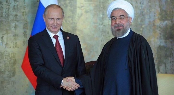 #DÜNYA Putin ile Ruhani telefon görüşmesi gerçekleştirdi: Rusya Devlet Başkanı Vladimir Putin ile İran Cumhurbaşkanı Hasan Ruhani,…