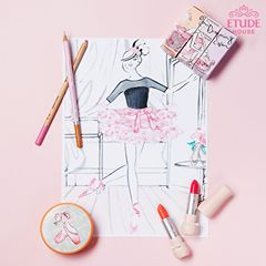 New collection Dreaming Swan from Etude House