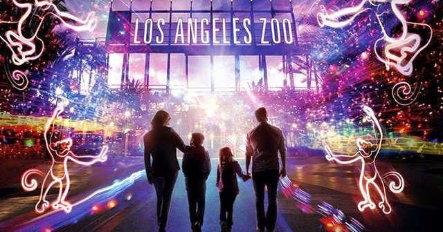 Los Angeles Zoo Discount Tickets $8 to LA Zoo Lights Festival | Things To Do in LA, Events, Attractions and Discount Tickets | AnyTots