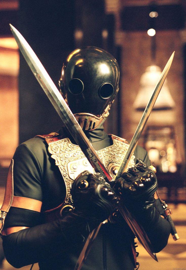 Kroenen, the Clockwork Assassin. Hellboy | Gothic | Pinterest