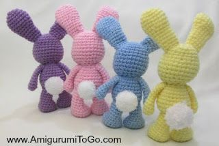 Amigurumi To Go Bigfoot Bunny : 17 Best images about CROCHET AMIGURUMI on Pinterest Tiny ...