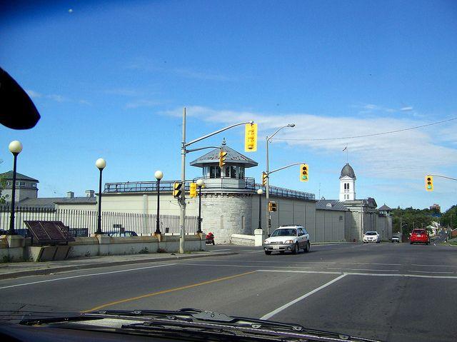 Kingston Penitentiary, Kingston, Ontario