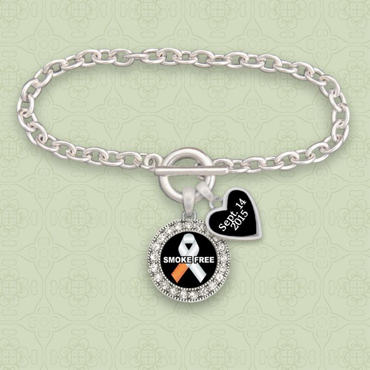 charmingcollectables.net - Custom Quit Date Smoke Free Bracelet, $9.98 (http://charmingcollectables.net/custom-quit-date-smoke-free-bracelet-rcqsm46988.htm)