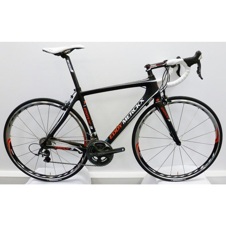 Eddy Merckx EMX-3 Dura Ace 7900   Eddy Merckx Road Bikes   Merlin Cycles