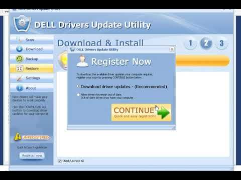 Dell DE33 DE3ll Driver All Drivers Free Download Reset Tool