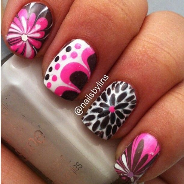 122 Nail Art Designs That You Won T Find On Google Images: 122 Best Images About Pretty In Pink On Pinterest