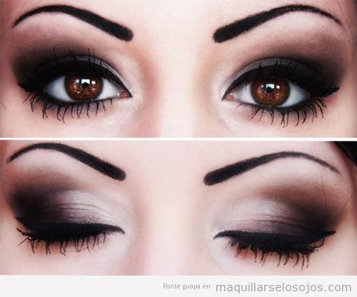 maquillaje de ojos paso a paso para jovenes - Buscar con Google