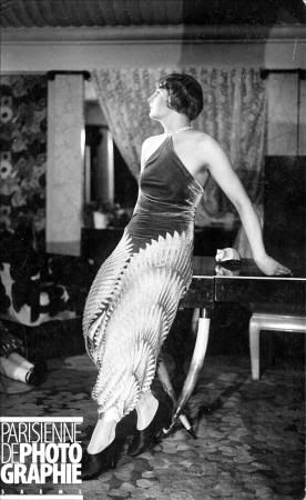 Paul Poiret, robe du soir pantalon. Paris, 1926 Copyright Lipnitzki/Roger-Viollet/Getty Images