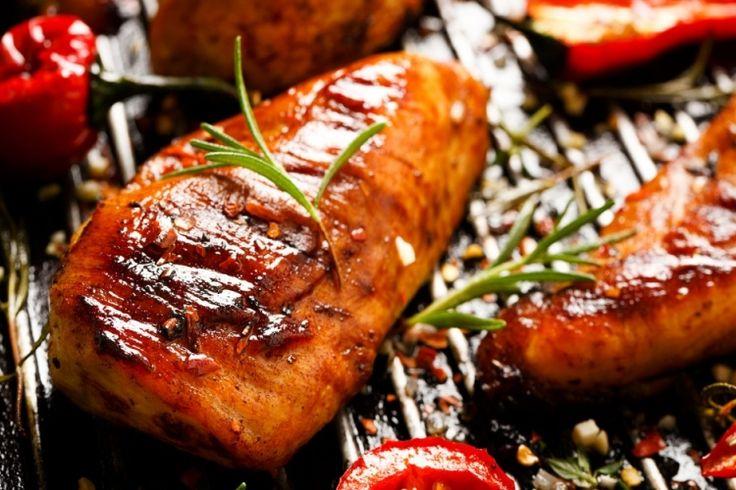 Une marinade pour vos poitrines de poulet...une recette rapide et pratique!