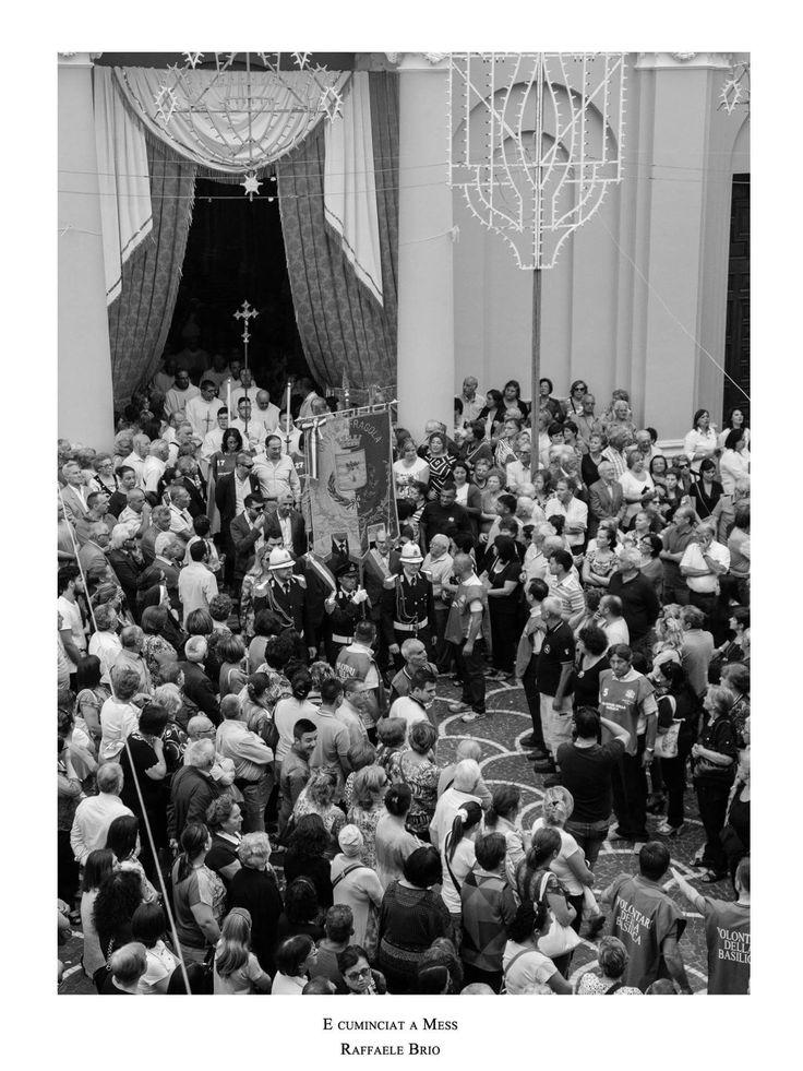 È cuminciat a Mess 13 giugno 2015 Basilica Santuario Sant'Antonio Afragola