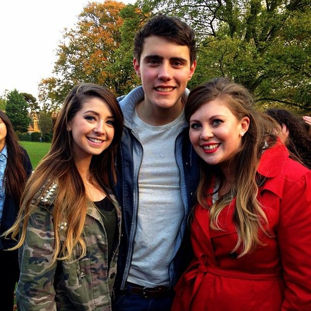Zoe, Alfie and Louise