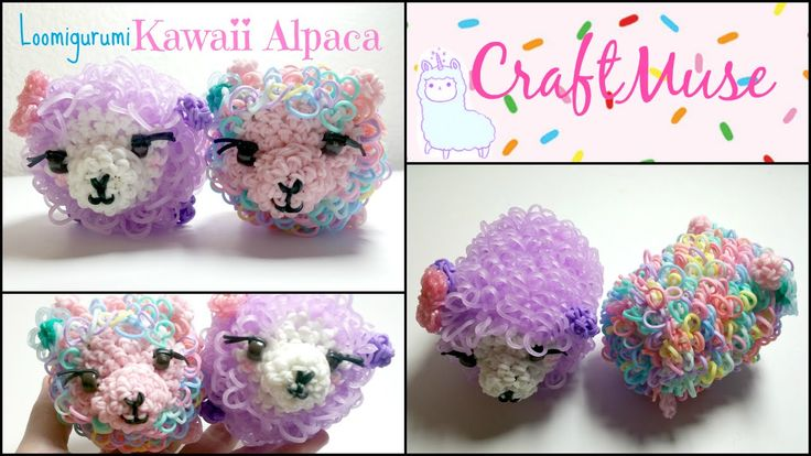 Hello everyone, today's tutorial is for an adorable Kawaii Alpaca that I have made inpsired by the tsum tsum style. It's a little fluffy ball of goodness and...