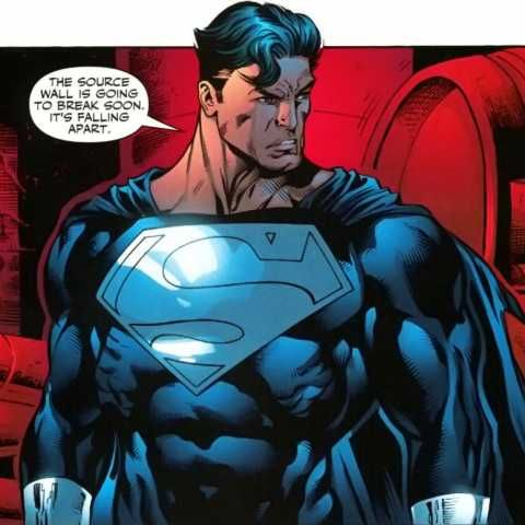 Superboy Prime screenshots, images and pictures - Comic Vine