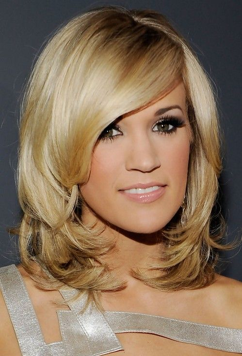 36 Carrie Underwood Hairstyles- Carrie Underwood Hair Pictures ...