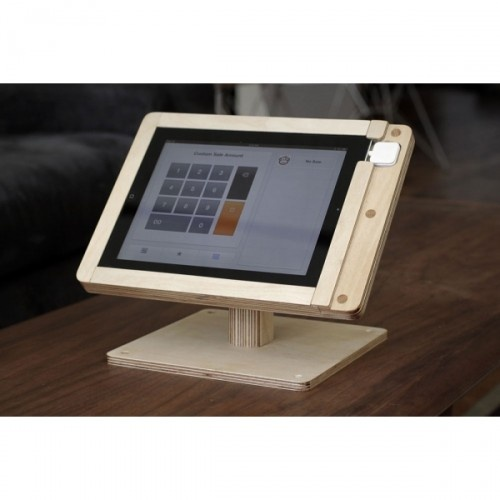 iPad / Square register concept for small businesses