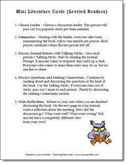 literary description examples